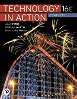 Technology In Action Complete, 16th Edition Front Cover