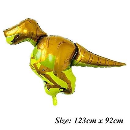 TTYAC 1 Piezas Tyrannosaurus Raptors Triceratops Dinosaurio ...
