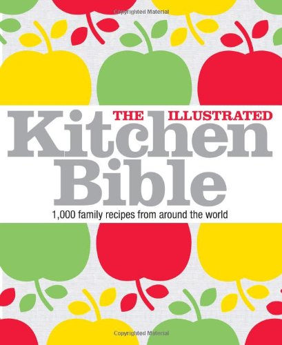Download The Illustrated Kitchen Bible PDF