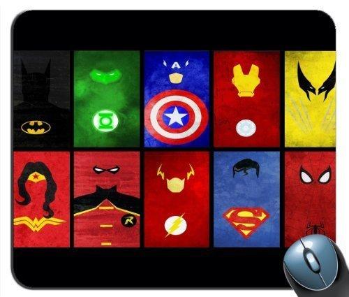 (Superhero's United Superman SPiderman Batman Mouse)