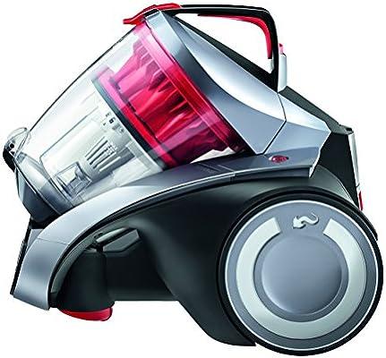 Dirt Devil REBEL52HF DD-5550-3 Infinity REBEL50 HF Aspirador SIN Bolsa 800 W Compacto MULTICICLÓNICO Eco, 1000 W, 1.8 litros, Gris: Amazon.es: Hogar