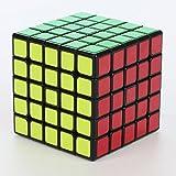 Yuxin Magic Cube Kirin 5x5x5 Puzzle Cube Black