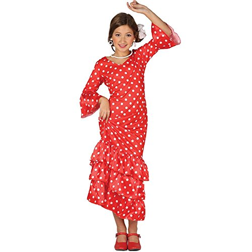 3651e2aa0 Child Spanish Traditional Flamenco Dress Fancy Dress Costume 3-4 years - Buy  Online in Oman. | Kids Products in Oman - See Prices, Reviews and Free  Delivery ...