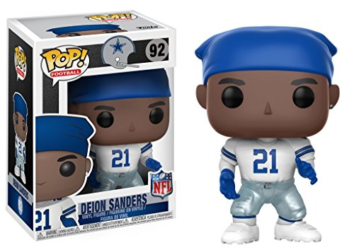 Funko Pop NFL: Deion Sanders (Cowboys Home) Collectible Figure by Funko