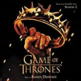 Game Of Thrones Season 2   Cd