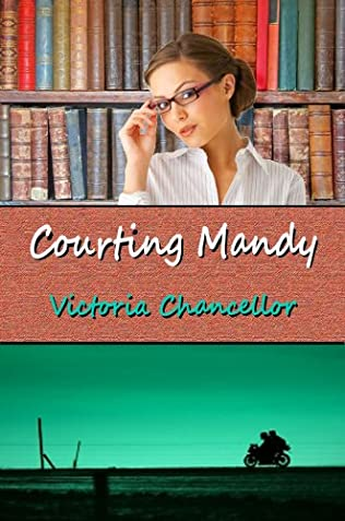 book cover of Courting Mandy