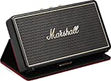 Marshall Stockwell Portable Bluetooth Speaker with Case,...