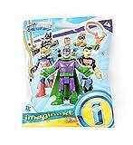 Imaginext DC Super Friends Series 4 FLASHPOINT BATMAN THOMAS WAYNE Foil Pack