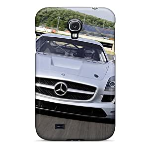 Galaxy Cover Case - Sls Amg Gt3 Protective Case Compatibel With Galaxy S4