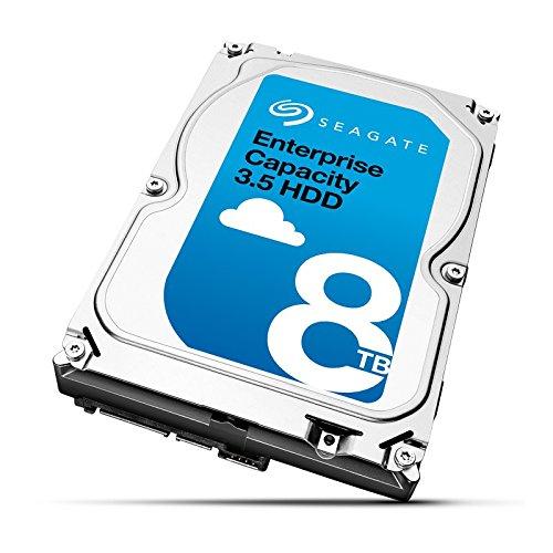 Seagate Enterprise Capacity 3.5 | ST8000NM0075 | 8TB 7200 RPM SAS 12Gb/s 256MB Cache | 512e | Internal Hard Disk Drive