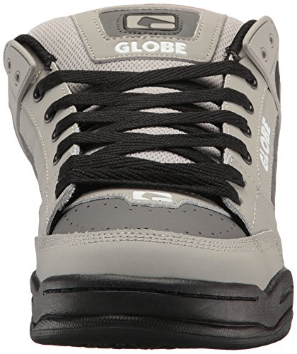 red Globe black Grey Uomo Sneaker Tilt xrTwTqX04
