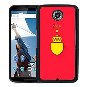 Fifa World Cup Spain Google Nexus 6 Phone Case On Sale