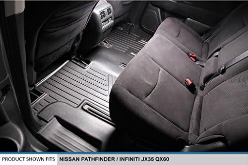 Coverking Custom Fit Front Floor Mats for Select GMC Sprint Models Nylon Carpet Black