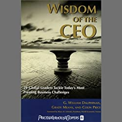 Wisdom of the CEO