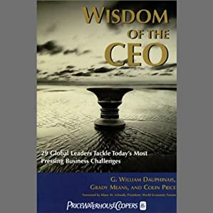 Wisdom of the CEO Audiobook