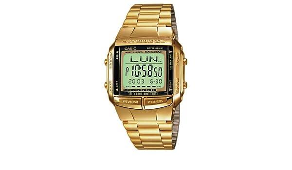 Casio DB360GN-9A - Reloj para hombres, correa de cerámica: Amazon.es: Relojes