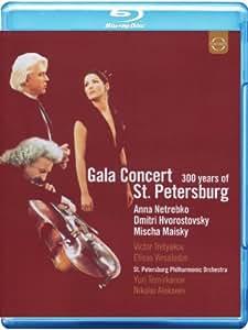 Gala Concert: 300 Years of St. Petersburg [Blu-ray] [Import]
