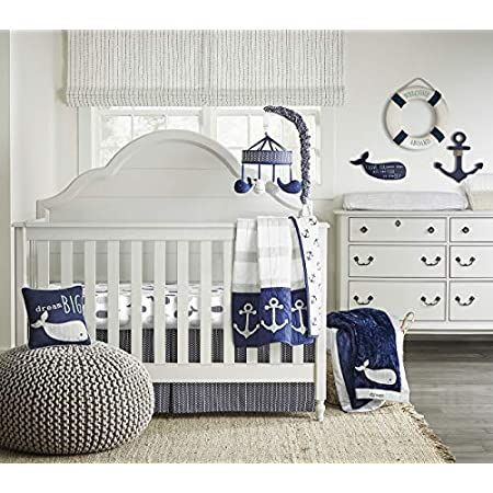 51tVXsTIKvL._SS450_ Nautical Crib Bedding and Beach Crib Bedding