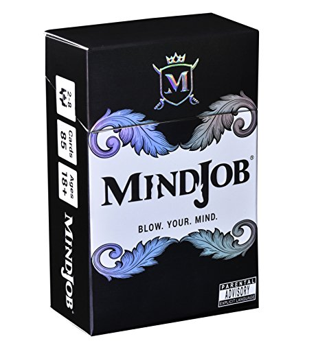 MINDJOB [an adult party game that will blow your mind]