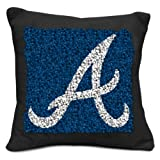 MLB Atlanta Braves Pillow Latch Hook Kit, 9-Inch