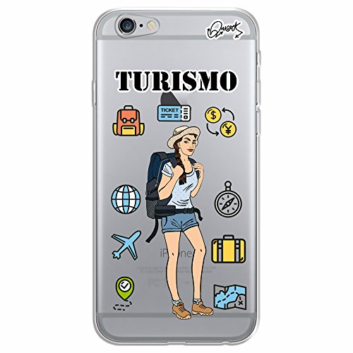 Capa Personalizada para Apple iPhone 6 - TURISMO FEM - Quark
