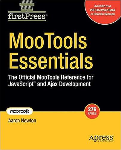 MooTools Essentials