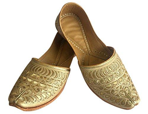 Scarpe Da Uomo Khussa Di Stile N Step N Scarpe Junque Scarpe Tradizionali Indiane Da Sposa Sherwani Etniche