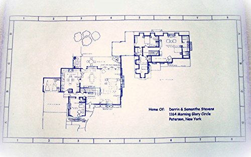 Circle House Plans Bewitched House Floor Plans