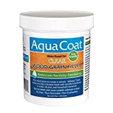 Aqua Coat Clear Wood Grain Filler Pt. by Aqua Coat