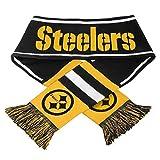 Pittsburgh Steelers NFL 2013 Team Wordmark Knit Scarf
