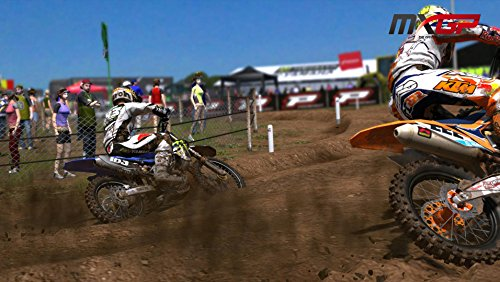 MXGP 14: The Official Motocross Videogame by Bandai (Image #32)