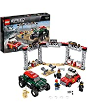 LEGO Speed Champions 1967 Mini Cooper S Rally and 2018 MINI John Cooper Works Buggy 75894 Playset Toy