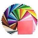 44枚 サイズが選べる カット フェルト ハード 生地 アクリル系繊維 厚さ1mm 不織布 クラフトフェルトマットDIY用 44色セット(10×10cm)