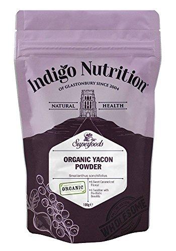 Organic Yacon Powder - 100g - (Sugar Alternative)