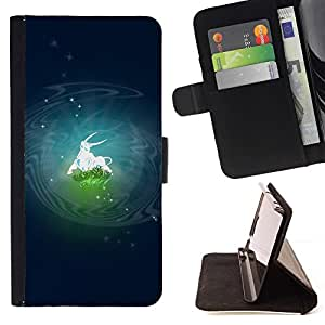 DEVIL CASE - FOR HTC DESIRE 816 - Taurus Zodiac Sign - Style PU Leather Case Wallet Flip Stand Flap Closure Cover