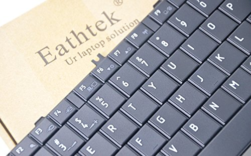 Amazon.com: Eathtek Replacement Keyboard For TOSHIBA SATELLITE C655-S5128 C655-S5047 C655-S5049 C655-S5211 C655-S5212 C655-S5221 C655-S5082 C655-S5090 ...