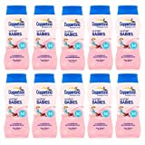 Coppertone Water Babies Sunscreen Lotion SPF 50, 8 fl oz (10 pack)