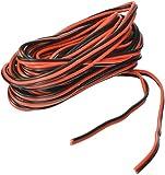 20ga 25' Red/Black Hookup Wire 12V DC