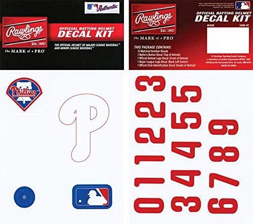 Rawlings Sporting Goods MLBDC Decal Kit