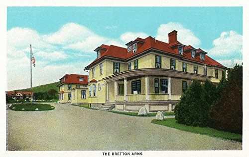 Bretton Woods, New Hampshire - Exterior View of the Bretton