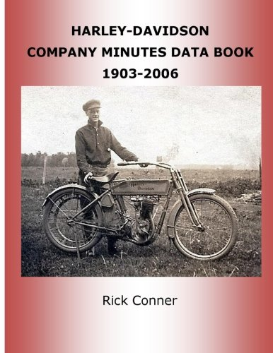any Minutes Data Book 1903-2006 ()