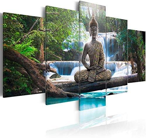 Canvas Print Design Wall Art Painting Decor Zen Decoration