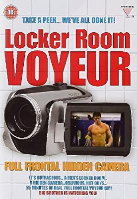 Locker room voyeur dvd