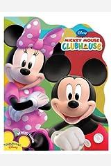 Disney Mickey and Minnie Happy, Happy Birthday! Board book