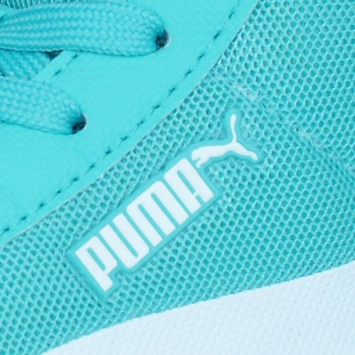 Puma Archive Lite Mid Mesh RT Flora Para hombre de las zapatillas de deporte / zapatos Green