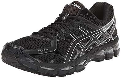ASICS Men's Gel-Kayano 21 4E Running Shoe,Onyx/Black/Silver,9 4E US