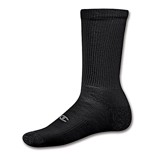 - Champion Double Dry Performance Men's Crew Socks â€