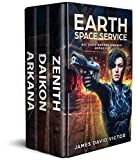 space james - Earth Space Service Boxed Set: Books 1 - 3 (ESS Space Marines Omnibus)