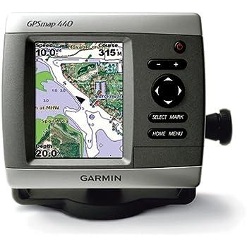 Amazon.com: Garmin GPSMAP 440S 4-Inch Waterproof Marine GPS and