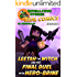 Amazing Minecraft Comics: Leetah the Witch and the Final Duel with Hero-brine: The Greatest Minecraft Comics for Kids (Real Comics in Minecraft - Leetah the Witch Book 3)